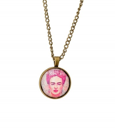 Colgante Frida Strawberry